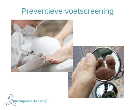 preventieve voetscreening